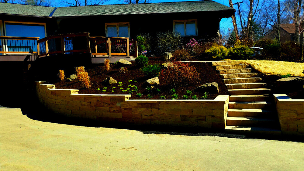 Pittsburgh Retaining Wall Contractors - 2