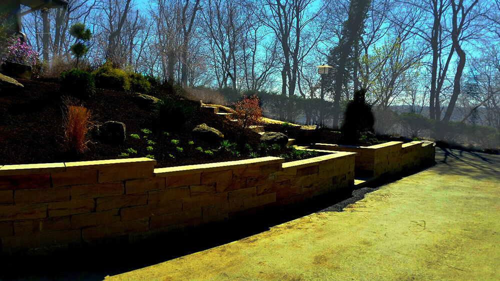 Pittsburgh Retaining Wall Contractors - 3