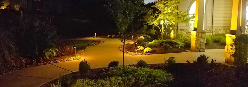 Featured Landscape Lighting Features