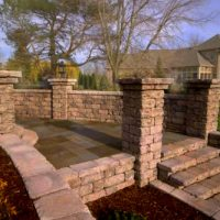 Retaining Wall and Hardscape Design