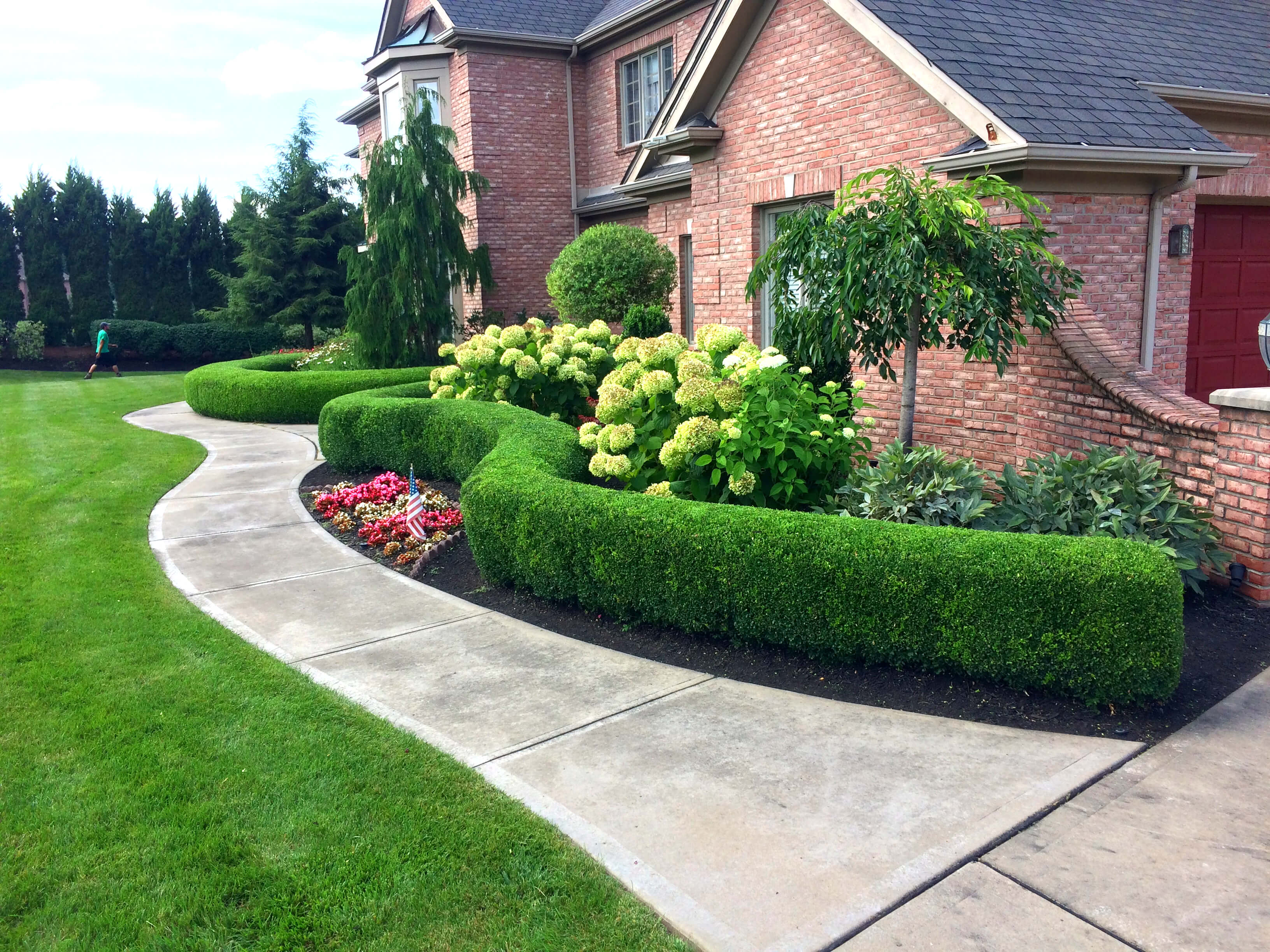 Residential Landscaping Services Treesdale Landscape Company