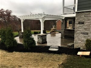 When you choose to go with Treesdale Landscaping for your pergola needs, you aren't limited to box-store standard sizing.