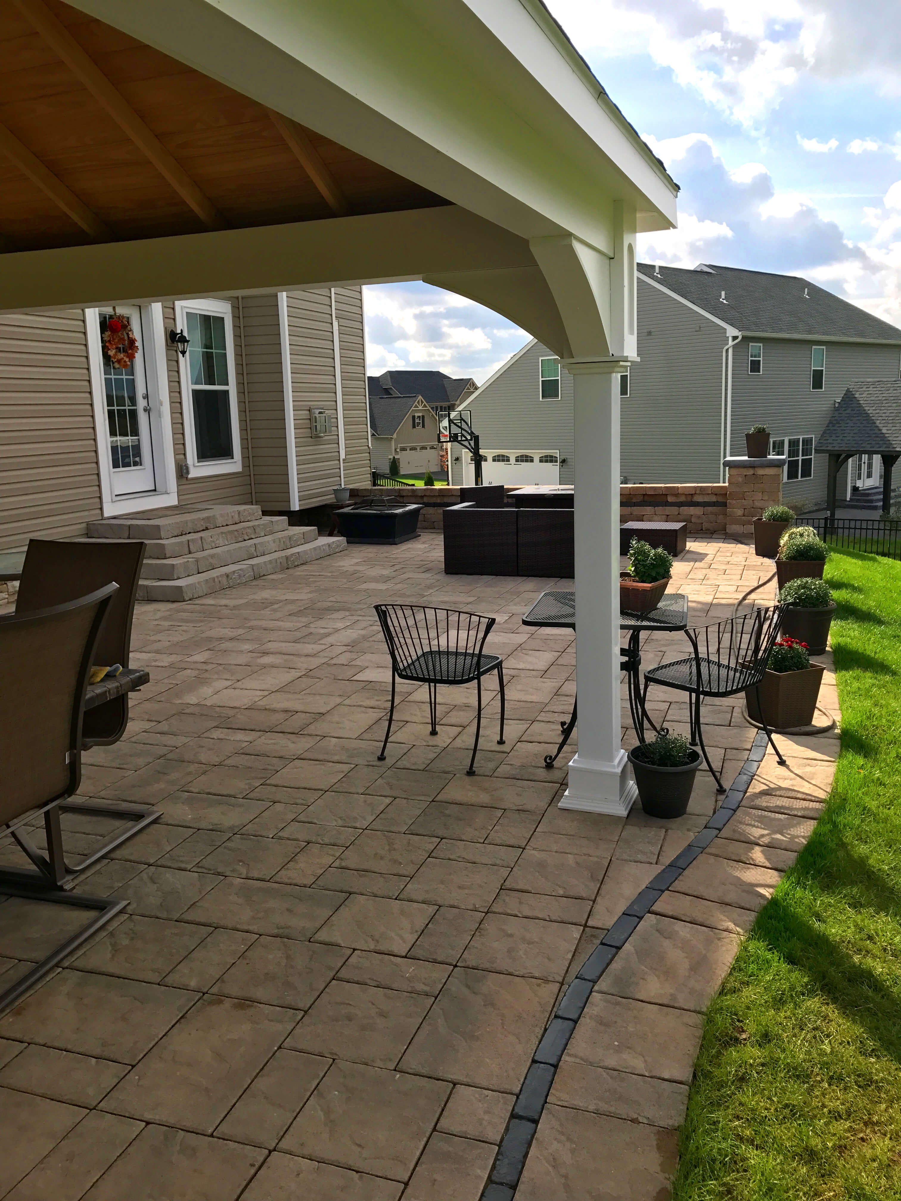 Patios and Hardscapes Pittsburgh