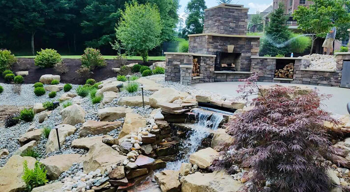 Landscaping Design/Build Pittsburgh, PA